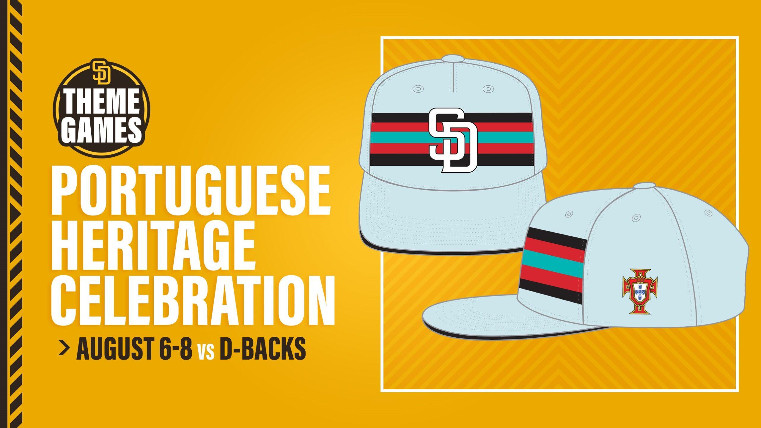 San Diego Padres Portuguese Heritage Night