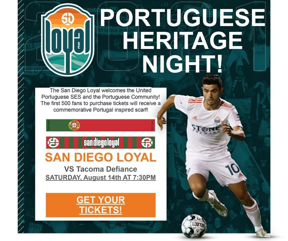 SD Loyal Portuguese Heritage Night